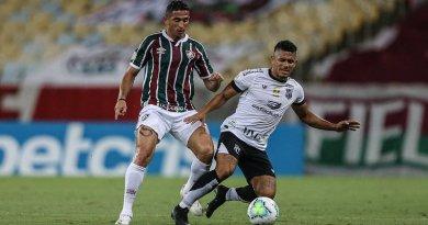 Fluminense insiste e empata com Ceará no Maracanã pelo Brasileirão