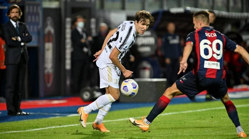 Juventus tropeça diante do lanterna Crotone e se afasta dos líderes do Italiano