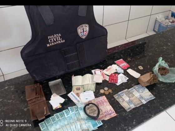 Casal é preso por tráfico de drogas em São Mateus