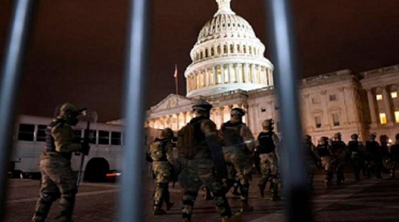 """Chefes militares dos EUA repudiam """"sedição e insurreição"""" contra Capitólio"""