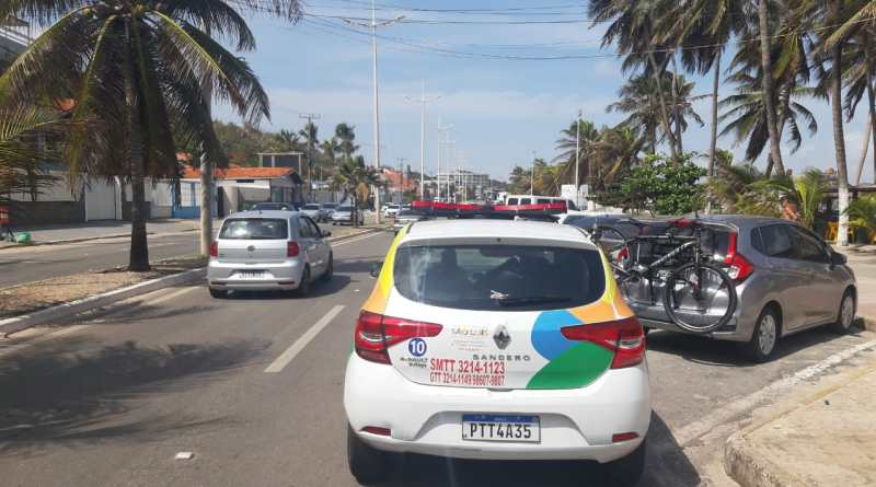 Confira alteração no trânsito da Avenida Litorânea