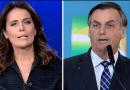 Record demitirá jornalista Adriana Araújo por críticas a Bolsonaro