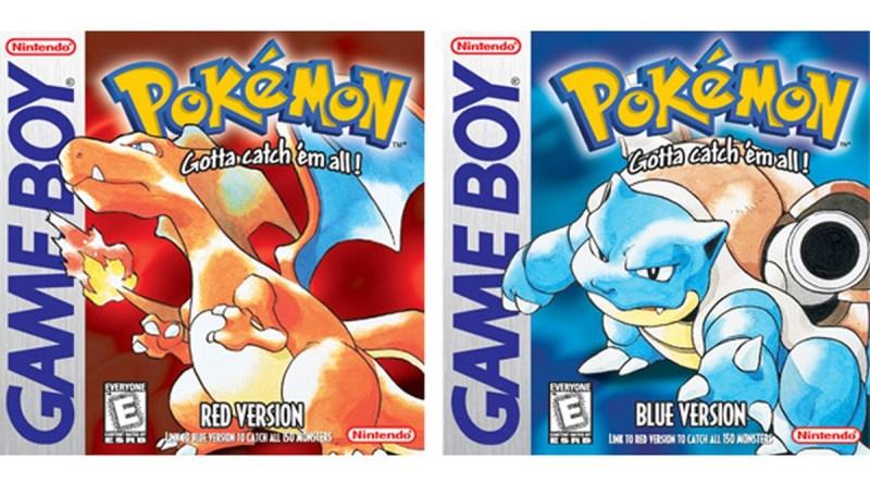 Pokémon Red e Blue completam 25 anos; veja curiosidades sobre os jogos