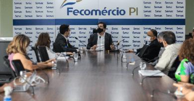 Seduc e FGV buscam parceria com Sesc para alfabetizar piauienses