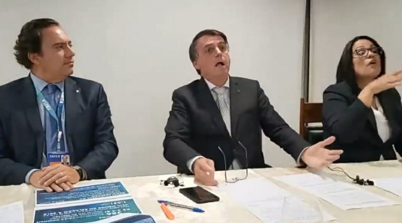 Estudo da Science aponta Bolsonaro responsável pelo descontrole da covid no Brasil