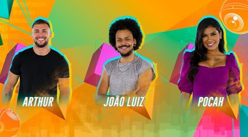 Paredão BBB 21: como votar para eliminar Arthur, João Luiz ou Pocah