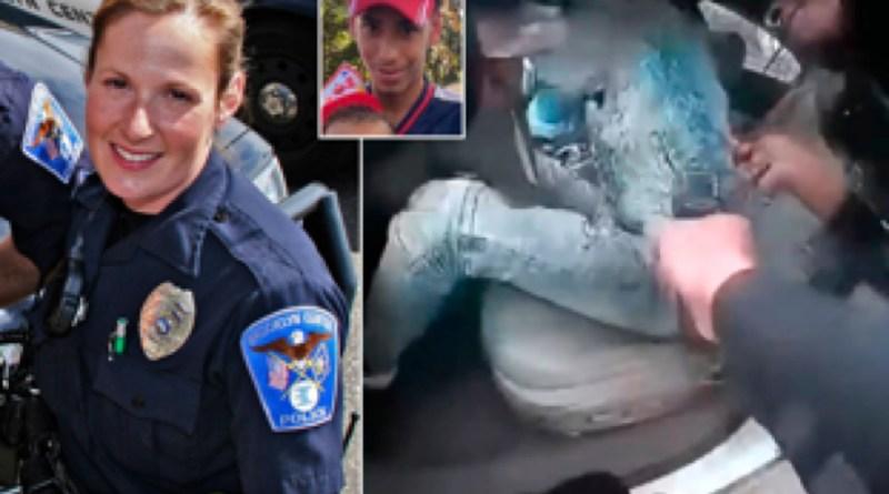 Policial que matou Daunte Wright foi presa por homicídio culposo