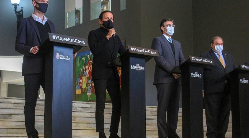 Restrições do governo Doria estão menos rígidas do que há um ano