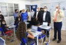 Dr. Pessoa inaugura primeira Sala Virtual em escola da zona Rural de Teresina