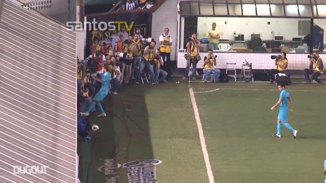 Com gol de Neymar, Santos venceu The Strongest na Vila em 2012; relembre