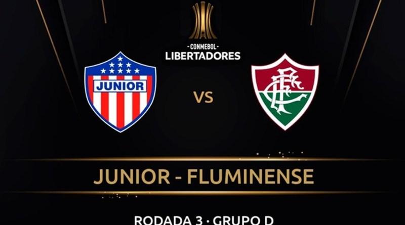 Junior x Fluminense ao vivo: onde assistir ao jogo da Libertadores
