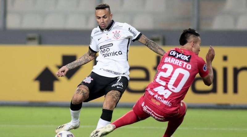"""Luan reforça esperança por classificação do Corinthians: """"Tudo é possível"""""""