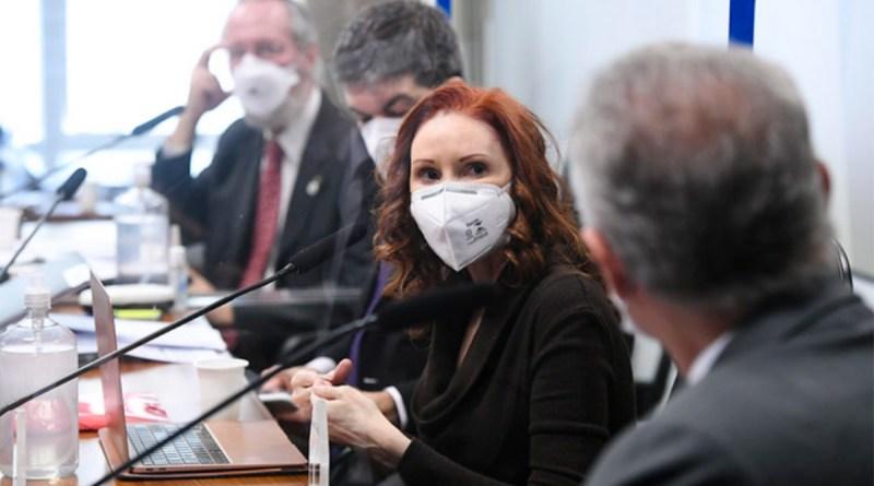 Natalia Pasternak na CPI: 3 de cada 4 mortes poderiam ter sido evitadas