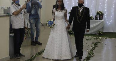 O que realmente importa: paciente renal se casa em hospital de Cubatão (SP)   ViDA & Ação
