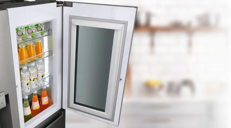 Smart Bar e Smart Door: funções práticas em geladeiras inteligentes