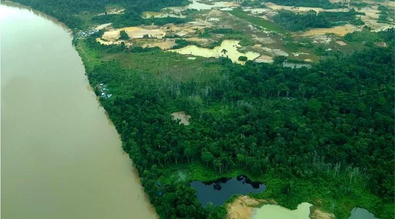 Um mês após ataques de garimpeiros, governo envia Força Nacional para Terra Yanomami   Hora do Povo