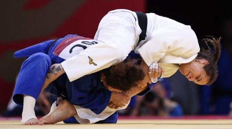 Campeões mundiais questionam eliminação de Maria Portela por árbitros no Judô   Hora do Povo