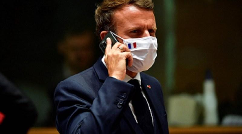 Macron manda investigar espionagem via seu celular através de spyware israelense   Hora do Povo