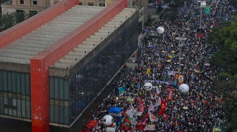 Movimentos sociais confirmam atos contra Bolsonaro em 200 cidades no 24 de julho   Hora do Povo