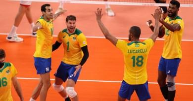 Brasil x Rússia ao vivo: onde assistir ao vôlei masculino na Olimpíada