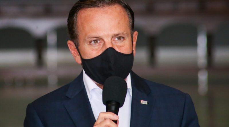 Doria classifica como 'desumanidade' fala de Bolsonaro sobre Bruno Covas