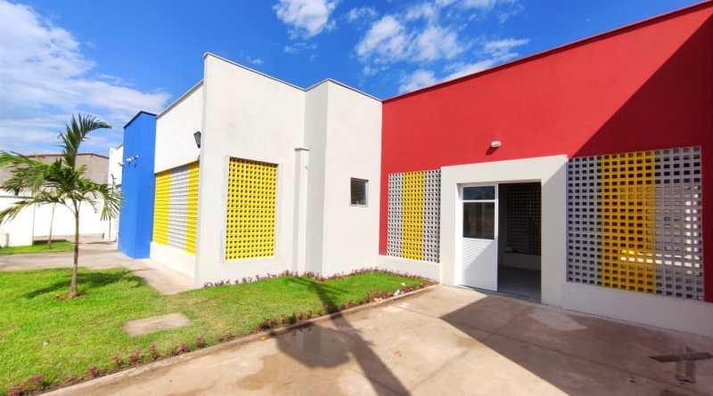 Primeira creche em tempo integral será entregue neste mês, em São Luís