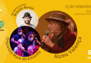Sesc comemora 75 anos com live de Alceu Valença