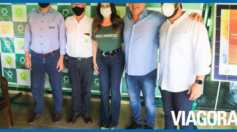 Aprosoja Piauí apresenta dados da situação das estradas ao Governo Federal