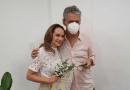 Chico Buarque e Carol Proner se casam em Petrópolis (RJ)