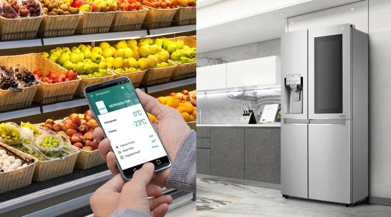 Geladeira smart: o que você pode monitorar pelo aplicativo