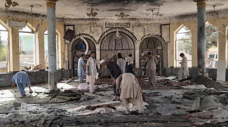 Ataque suicida contra mesquita xiita mata dezenas de pessoas no Afeganistão