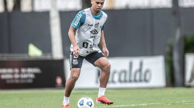 Santos define planejamento para o retorno de Sandry; veja detalhes