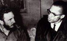 Fidel Castro e Malcolm X