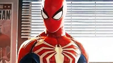 скриншот из игры Spider Man