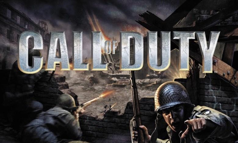 Call-of-Duty постер