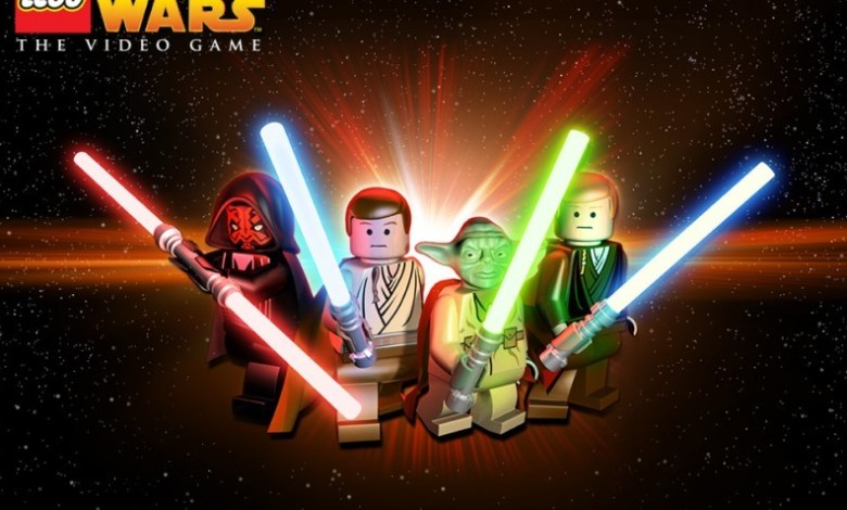Lego Star Wars The Video Game banner