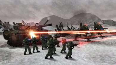 Warhammer 40,000 Dawn of War— Winter Assault