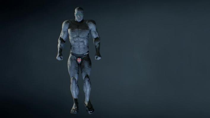 голый тиран