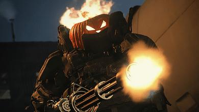 Как Получить Пылающую Тыквенную Голову в Warzone и Modern Warfare