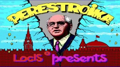 Perestroika - Последняя Игра Эпохи Советского Союза