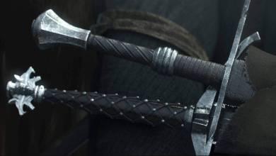 Генри Кавилл Станет Владельцем Копии Серебряного Меча из «Ведьмака 3»