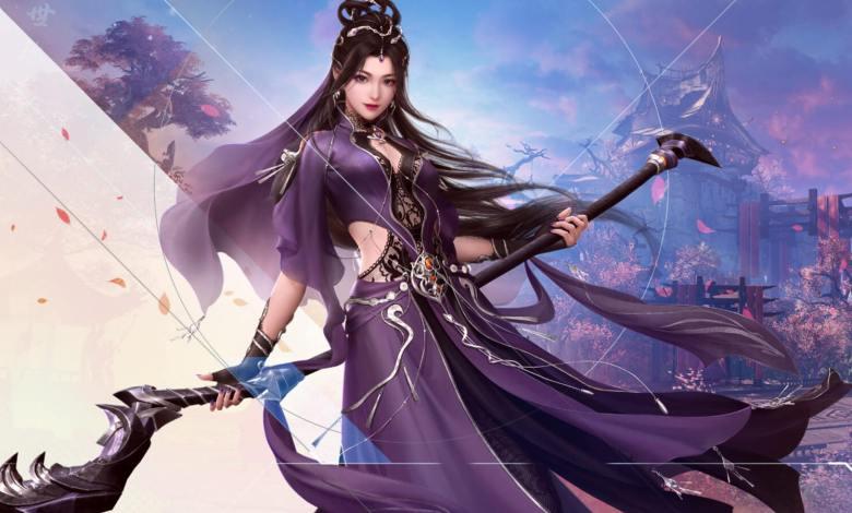 Обзор Swords of Legends Online - Особенности Китайской MMORPG