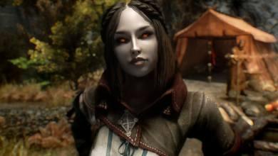 Skyrim: Как Пожениться на Вампирше Серане