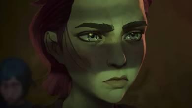 Тизер-Трейлер Arcane, Мультсериала по League of Legends от Riot и Netflix.