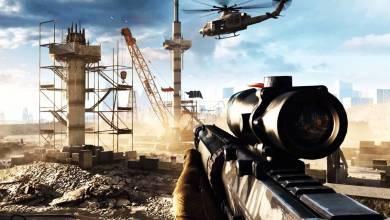 В Сеть Слили Первые Скриншоты Battlefield 6