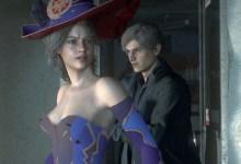 Resident Evil 2 — Мона из Genshin Impact