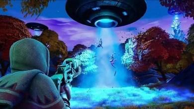 Инопланетяне Захватывают Игроков Фортнайт в Преддверии 7 Сезона