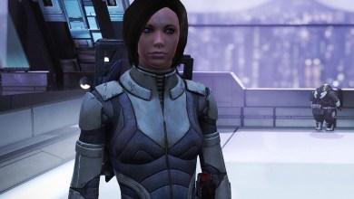Мод на Имитацию Затенения HDR Mass Effect Legendary Edition