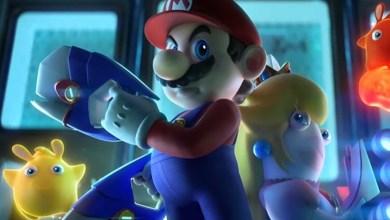 Анонс Пошаговой Стратегии Mario + Rabbids Sparks of Hope