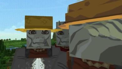 Minecraft Flucht - Новый Игровой Режим